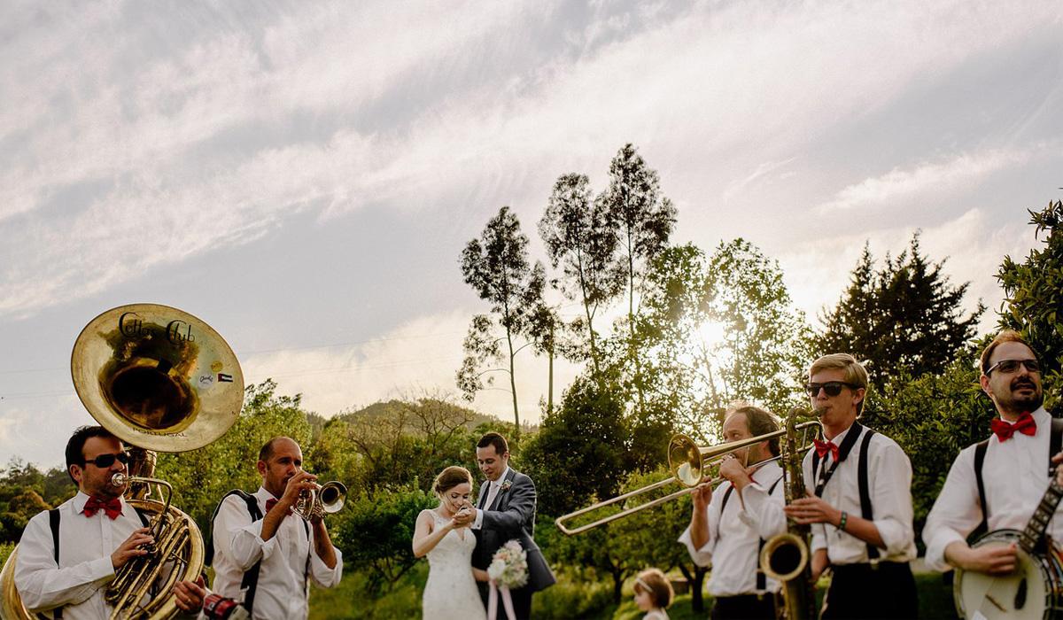5 Причин взять живую музыку на свадьбу
