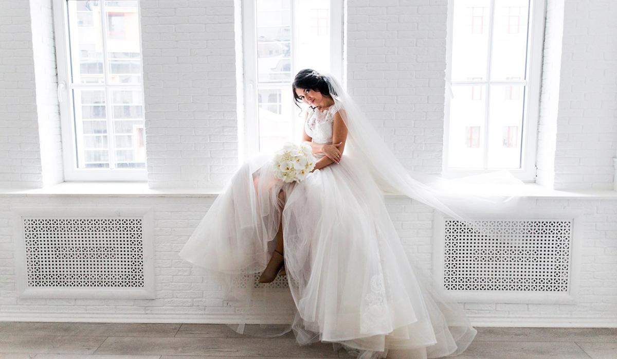 Твое идеальное свадебное платье